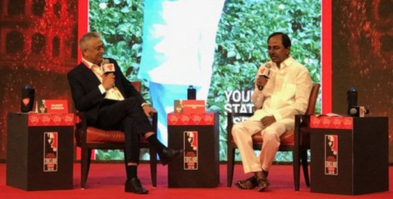 Every state should have own reservation policy: Telangana CM