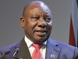 South African President Cyril Ramaphosa to visit India with high level delegation on Jan 25