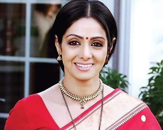 बॉलीवुड अदाकार श्रीदेवी अब नहीं रहीं