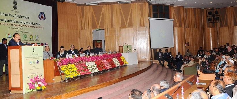 Tributes showered on Hakim Ajmal Khan on Unani Day