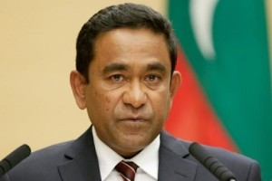 president-of-maldives YAMEEN