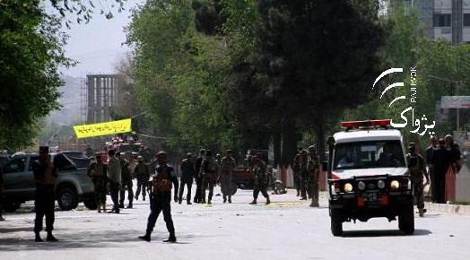 Kabul twin blasts