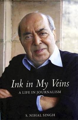 S. Nihal Singh; Ink in his veins
