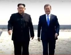 north south korea