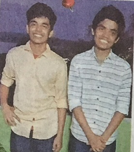 Mumbai twins score identical marks in Class XII