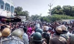 Unrest continues in Tuticorin; Rajnath appeals for peace