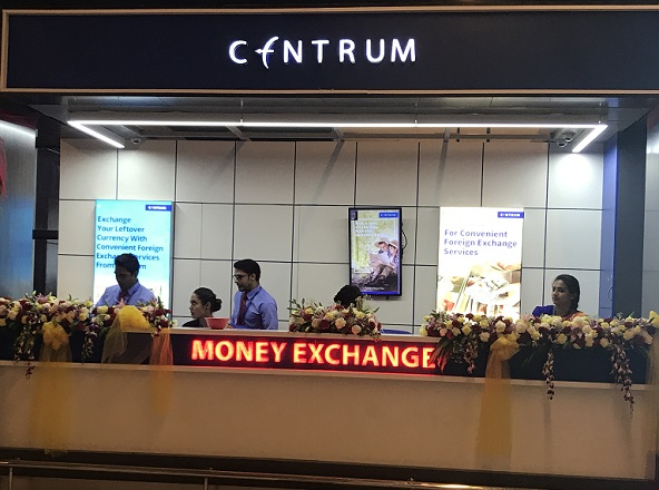 Now Centrumdirect Can Exchange Your Money At Igi Airport