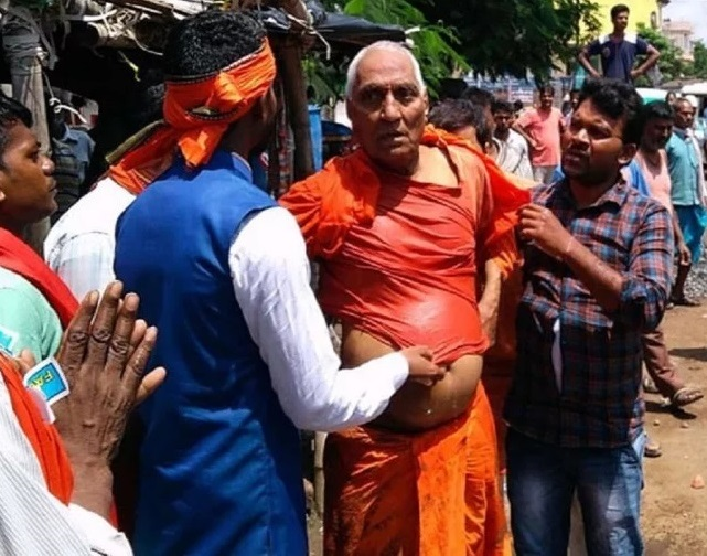 swami agniwesh assulted in Jharkhand