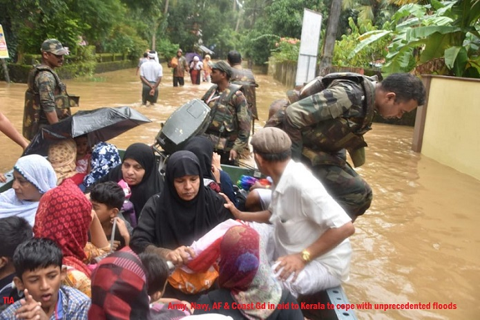 IUML APPEALS FOR FUND FOR KERALA RELIEF WORK