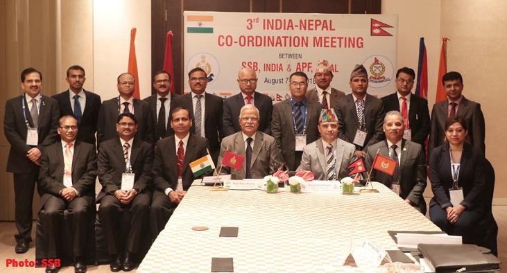 India nepal border forces