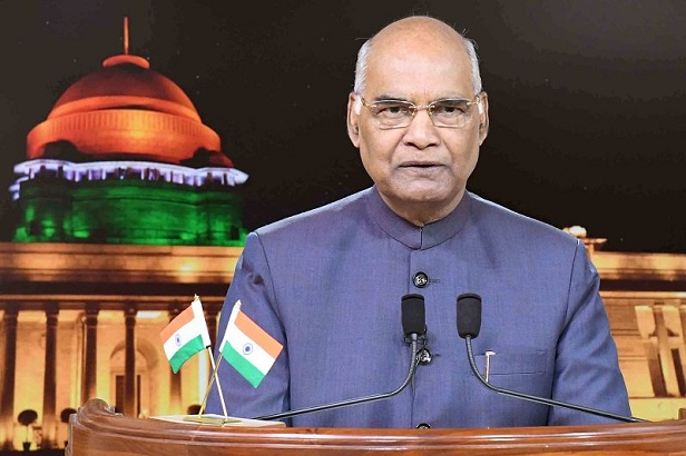 Contentious issues should not distract India's  progress: President's ID address