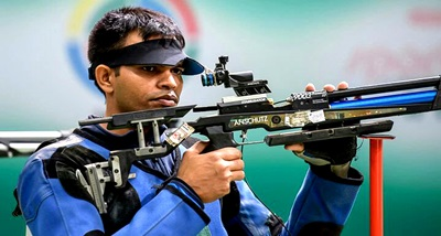 Asian Games : Shooter Deepak Kumar bags Silver medal