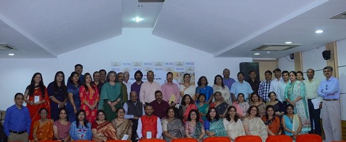 HCFI felicitates principals and teachers on World Heart Day -1