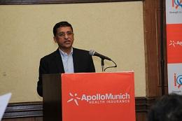 Mr. Antony Jacob, CEO, Apollo