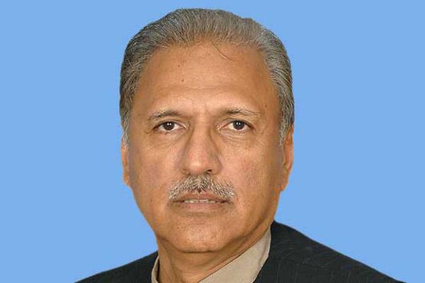 Pak president Arif-Alvi