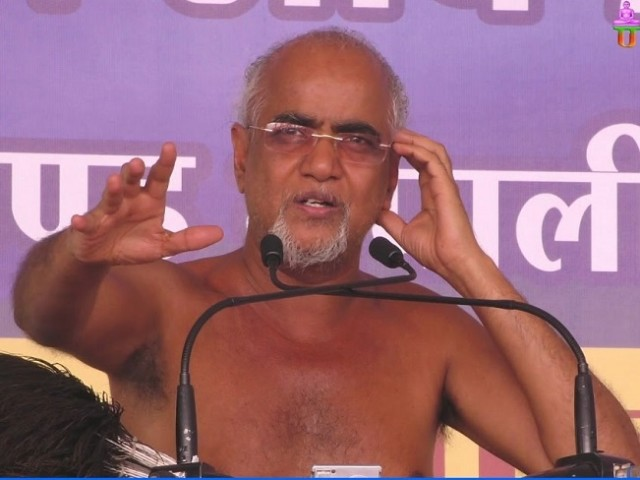 JAIN MUNI TARUN SAGAR IS DEAD | The Indian Awaaz