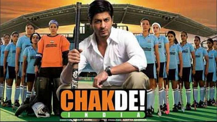 chak de SRK
