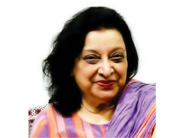 Fahmida Riaz is dead