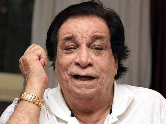 Noted Film actor Kader Khan passes away in Canada