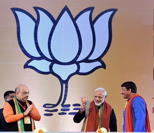BJP Releases First List: PM Modi to Contest from Varanasi, Amit Shah Gets Advani's Seat