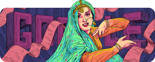 Google dedicates doodle to Madhubala on her 86th birth anniversary