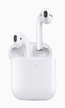 AirPods wireless headphones getting better, says Apple