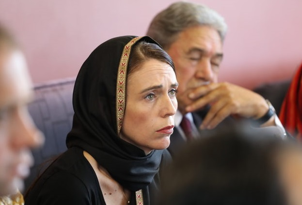 Jacinda Ardern, Prime Minister of New Zealand