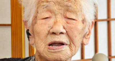 116-year-old Japanese woman is oldest person in world