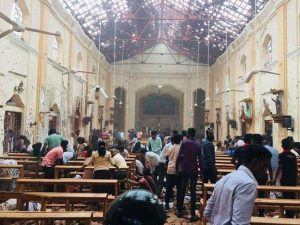 Sri Lankan President appoints special committee to probe serial blasts
