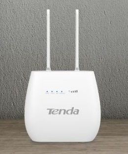 Tenda launches new wireless 4G LTE and VoLTE router in India