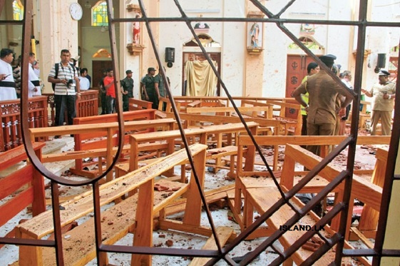 Sri Lanka: Death toll in Easter serial bombing rises to 290