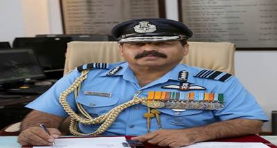 Air Marshal Rakesh Bhadauria takes over as Vice Chief of Air Staff