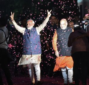 Haryana fully backs Modi, gives all 10 Lok Sabha seats to BJP