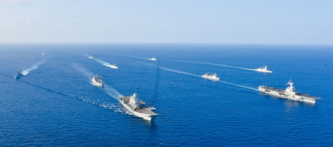 Naval Commanders' Conference to discuss future plans of Indian Navy