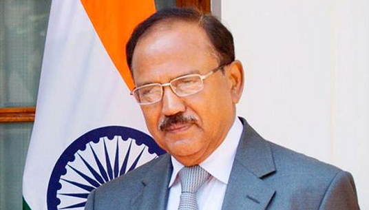 NSA Ajit Doval, Chinese FM Wang Yi hold telephonic talks to reduce tension along  border areas