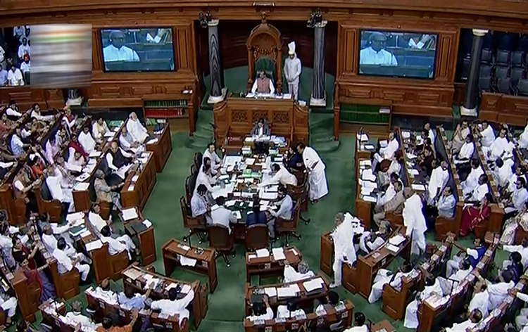Lok Sabha: Oppn slam govt over handling of pandemic, 'unplanned' lockdown