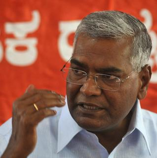 D Raja appointed as CPI General Secretary