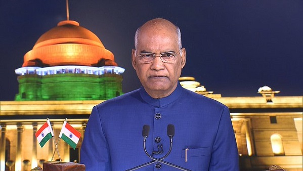 Buddha's teaching is woven around love, compassion, non-violence: Prez Kovind