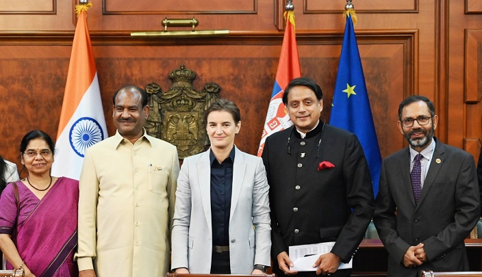 India and Serbia Have Been Close Friends, says Speaker Om Birla