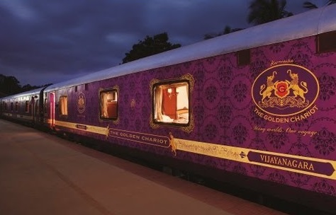 IRCTC to operate Golden Chariot luxury train from March 2020