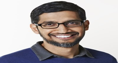 Sundar Pichai promoted as Alphabet CEO
