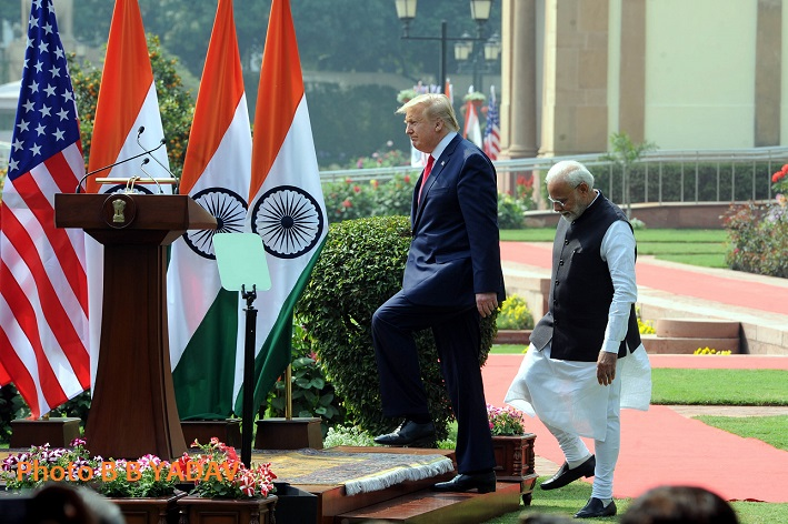 India and US finalise defence deals worth $3bn and sign 3 agreements in health and oil sectors