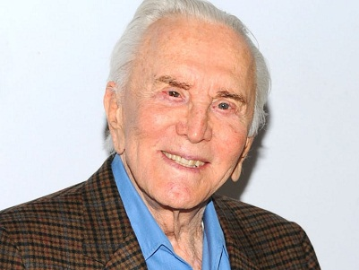 Hollywood veteran actor Kirk Douglas passes away in US