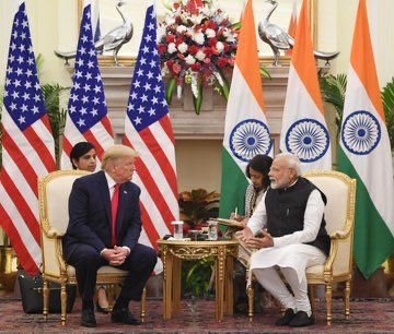 India and US to take ties to comprehensive global strategic partnership:PM Modi
