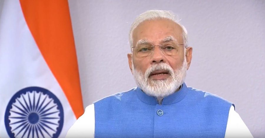 Self-reliant India can be achieved by active contribution of youth: PM Modi