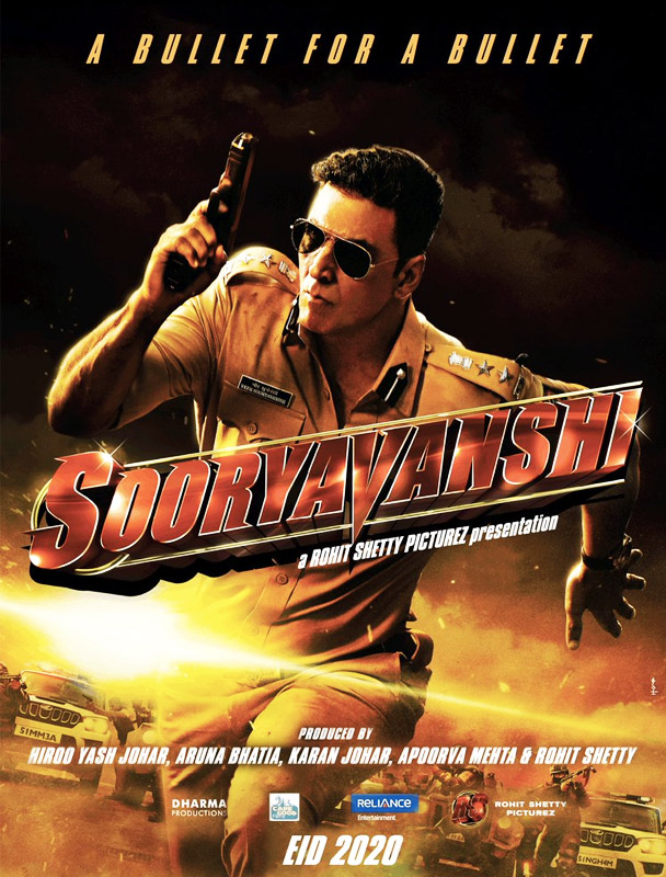 Filmi Tidbits: Sooryavanshi to be postponed amid Coronavirus