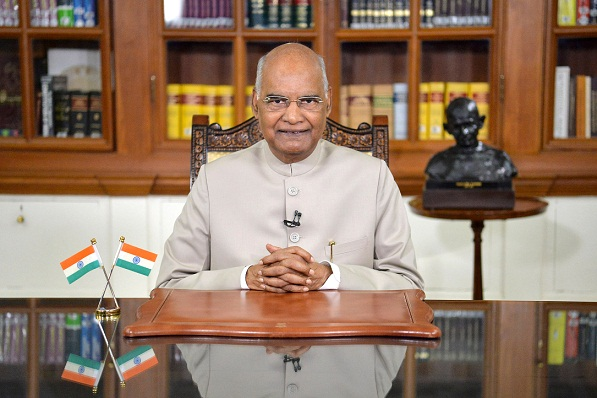 President Kovind highlights India's defence, economic power in his address to the nation