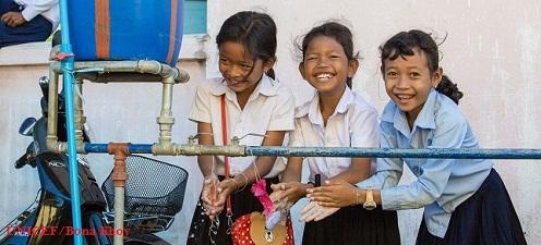 43% schools around the world lack access to basic handwashing facility: UNICEF, WHO