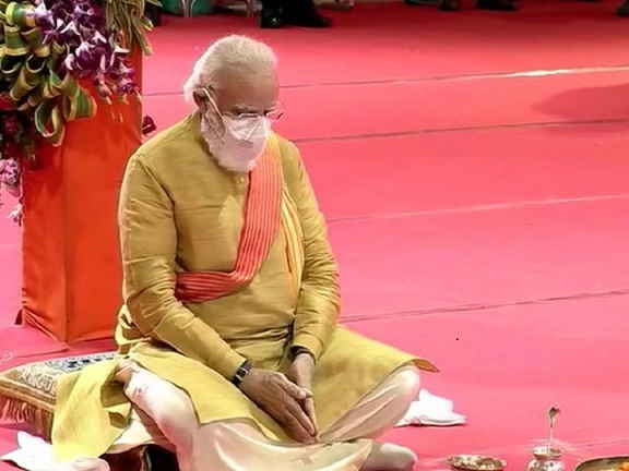 Ram Temple is a Symbol of Unity: Prime Minister Modi