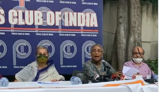 Delhi Police probe 'silencing dissent'; activists demand judicial probe